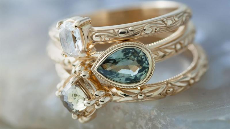 Canadian antique jewellery